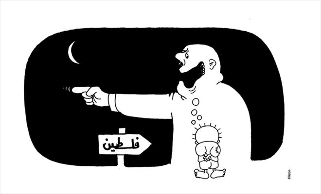 Kandan Çizgiler Naci el Ali galerisi resim 21