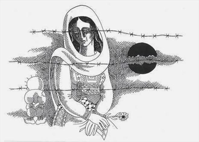 Kandan Çizgiler Naci el Ali galerisi resim 3