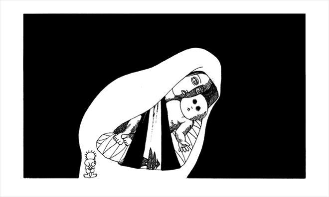 Kandan Çizgiler Naci el Ali galerisi resim 42