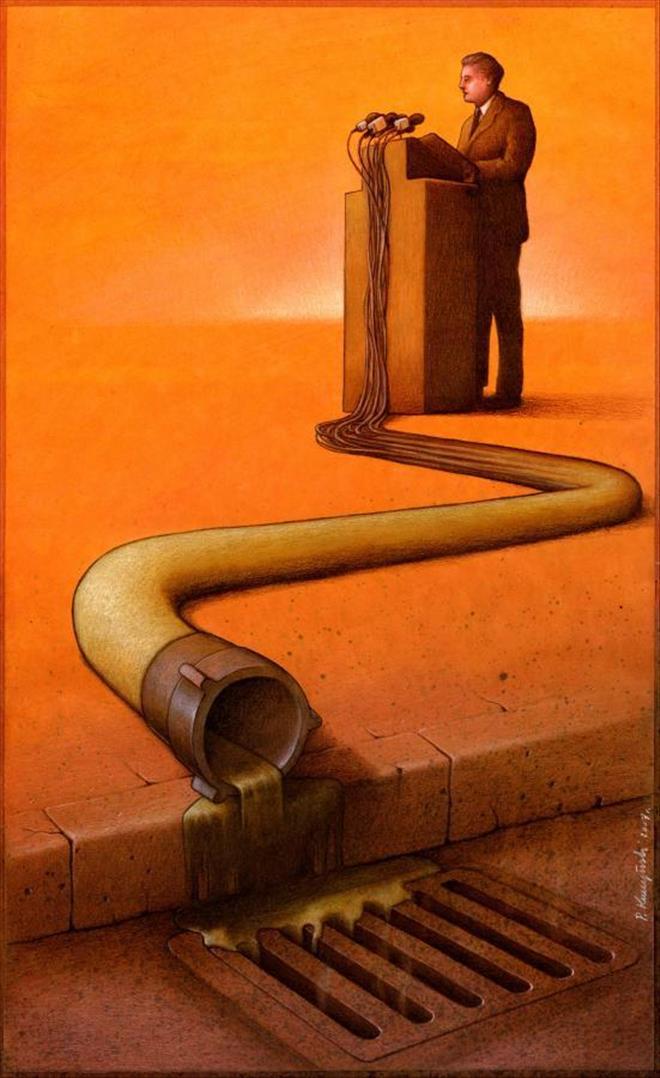 Düşündüren ve Konuşan karikatürler galerisi resim 19