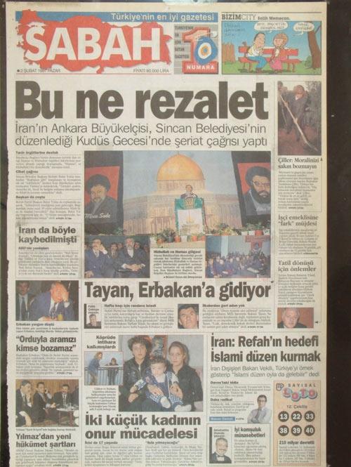 İşte 28 Şubat'ın manşetleri galerisi resim 36