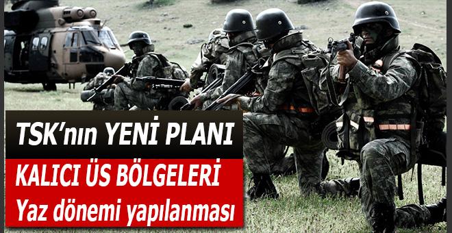 PKK'ya karşı yeni plân!