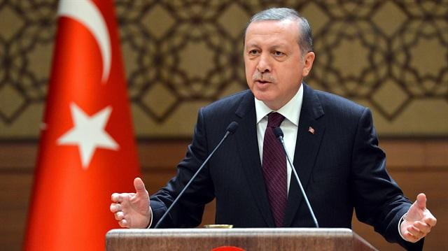 """Cumhurbaşkanı Erdoğan; """"Bunlar insan değil!"""""""