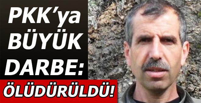 PKK'ya ağır darbe! 'Bahoz Erdal' öldürüldü