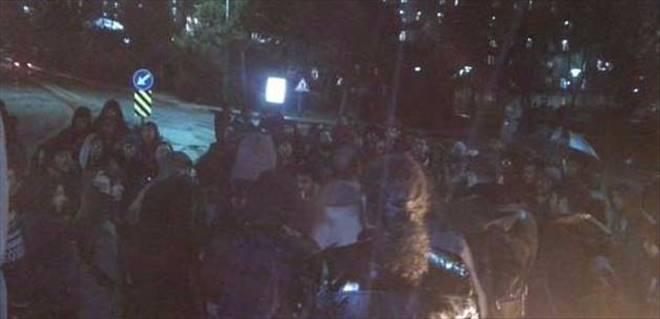 ÖDTÜ`de Müslüman Öğrencilere Saldırı