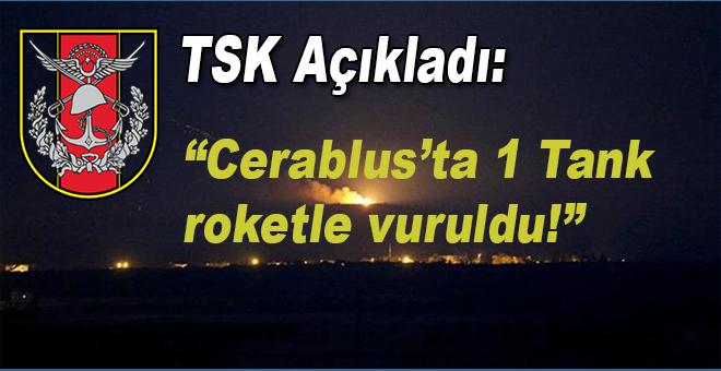Türk tankına saldırı; 3 asker yaralı!