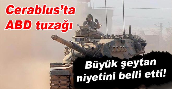 Türk tankına ABD tuzağı