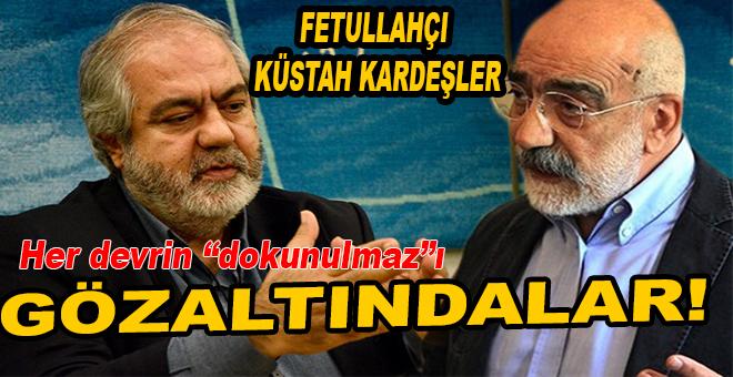 Fetullahçı Altan kardeşler gözaltında!