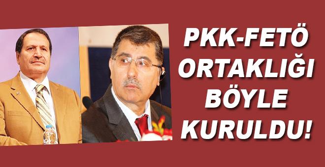 PKK-FETÖ ortaklığı böyle kuruldu!