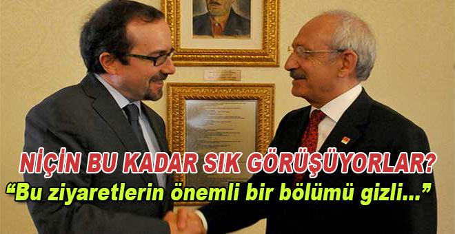 ABD Büyükelçisi ile Kılıçdaroğlu niçin bu kadar sık görüşüyorlar?