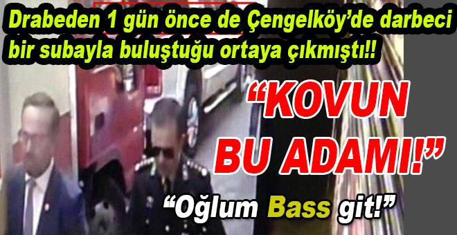 Daha öncede Çengelköy'de darbecilerle buluştuğu ortaya çıkmıştı; Kovun bu Büyükelçiyi!