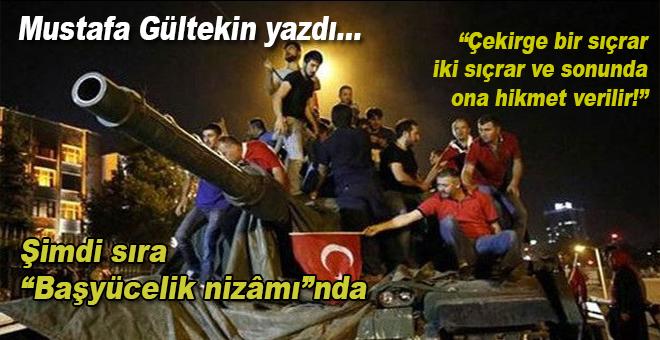 Mustafa Gültekin yazdı; Çekirge bir sıçrar, iki sıçrar ve sonunda ona hikmet verilir!