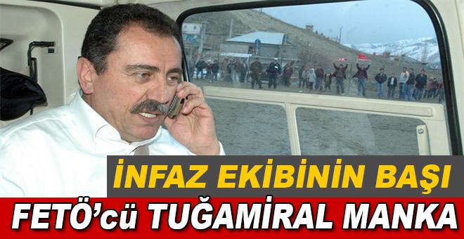 """""""Yazıcıoğlu'nu infaz eden ekibin başı Tuğamiral Manka!"""""""