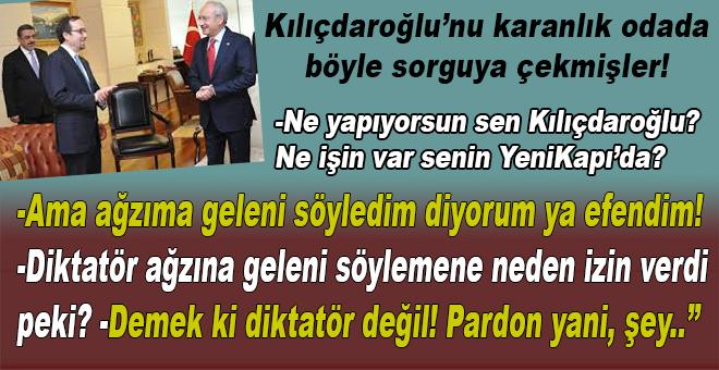 Siz hiç, Kılıçdaroğlu'nun ABD'ye yönelik herhangi bir itirazını duydunuz mu?