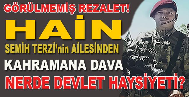 Görülmemiş rezalet; Hain darbecinin ailesi, 15 Temmuz kahramanı Ömer Halisdemir'e dava açtı!
