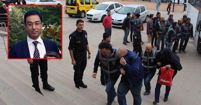 FETÖ soruşturmasını yürüten polis müdürüne, FETÖ'den gözaltı