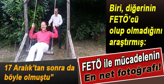 FETÖ ile mücadelenin en net fotoğrafı!