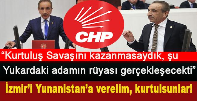 İzmir'i Yunanistan'a verelim, kurtulsunlar!
