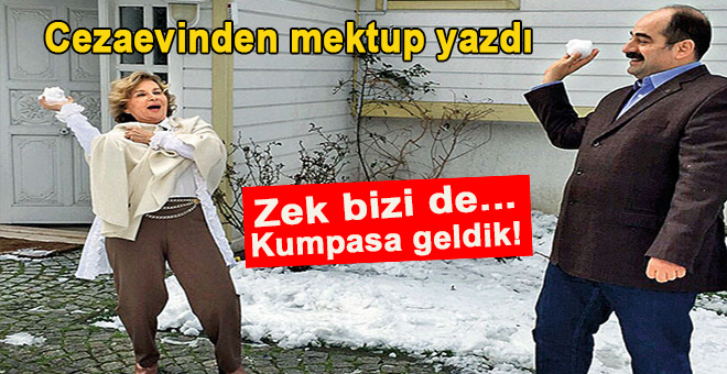 """Nazlı Ilıcak; """"Zekeriya bizi de kumpasa getirdi!"""""""