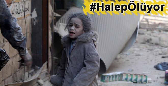 Halep'te Esed'den kanlı saldırı! Çok sayıda ölü ve yaralı var