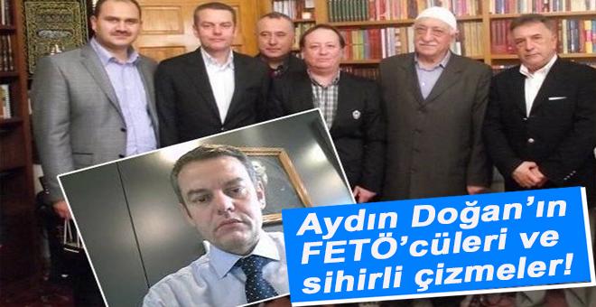 Doğan Holding'in FETÖ'cüleri