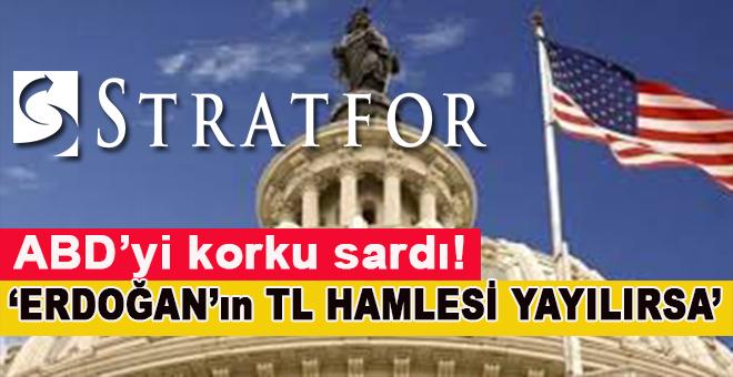 ABD'yi korku sardı! Erdoğan'ın 'TL' hamlesi yayılırsa!