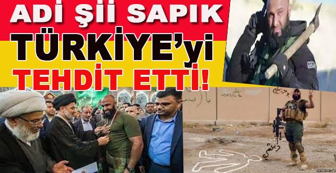 Adı sapık Türkiye'yi tehdit etti!