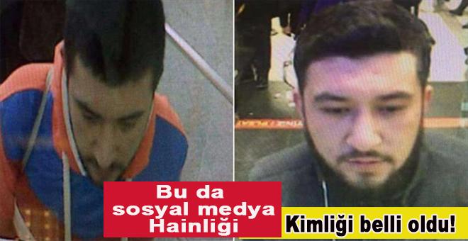 Sosyal medyada terörist ilan edilen kişi Emniyet'e gitti!