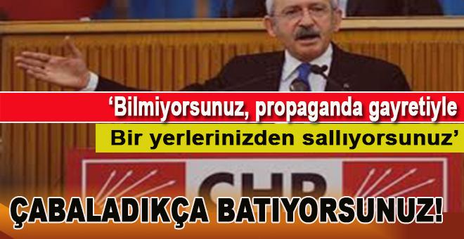 Erdoğan'ı tam da bununla suçluyor!