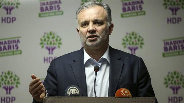 HDP'li Ayhan Bilgen gözaltında