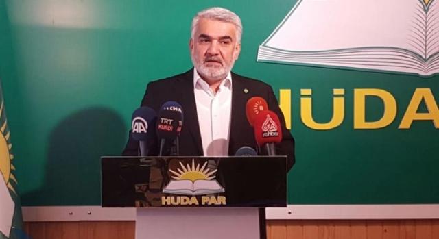 HÜDA PAR referandum kararını açıkladı