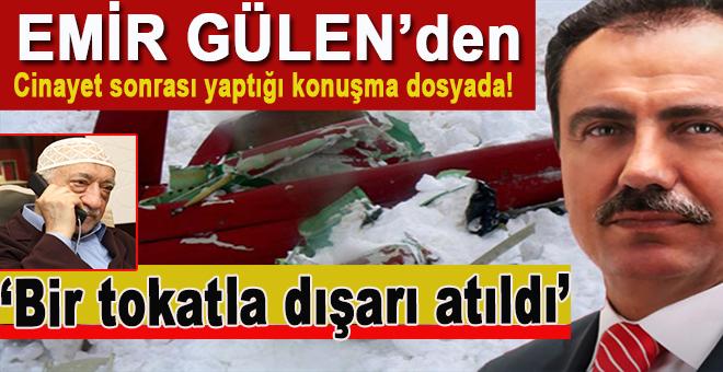 Muhsin Yazıcıoğlu'nun ölüm emri Fetullah Gülen'den
