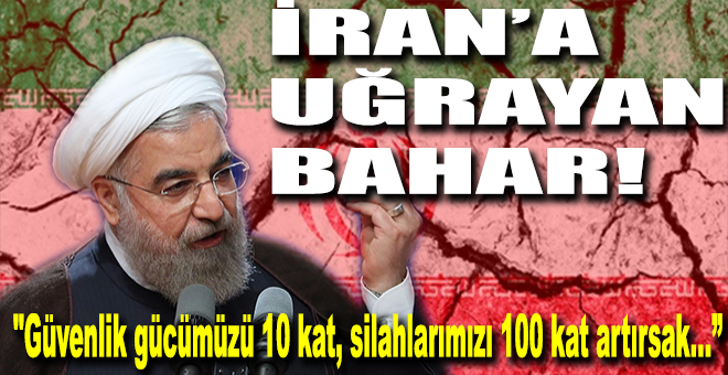 İran'ın korkusu!