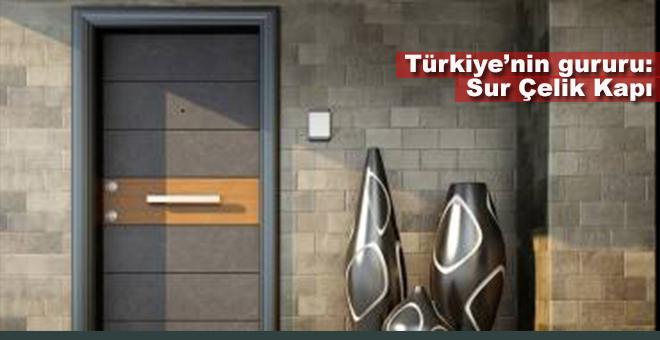Türkiye'nin gururu; Sur Çelik Kapı!