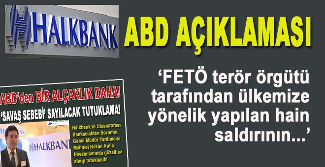Halkbank'tan ABD'de tutuklanan Mehmet Hakan Atilla açıklaması