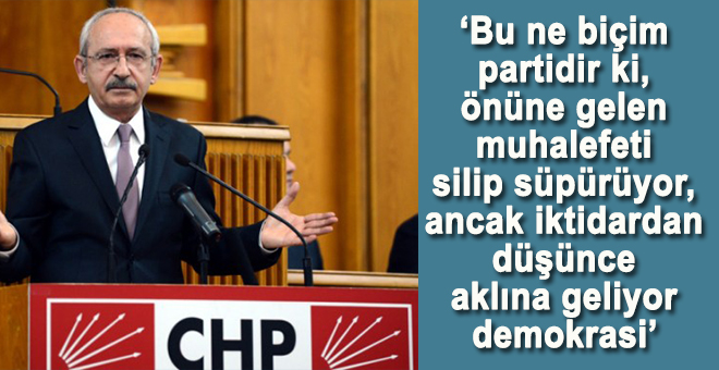 Bunu Türk milletinden gizlemeye çalışan yalancıdır, utanmazdır, rezildir.