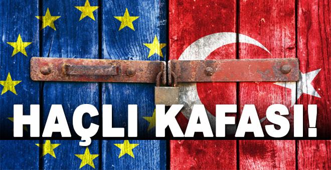 """Avrupa Konseyi Parlamenter Meclisi'nden Türkiye'yi """"denetleme"""" kararı! Haçlı kafası bu!"""