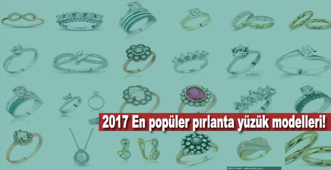 2107 En Popüler Pırlanta Yüzük Modelleri!