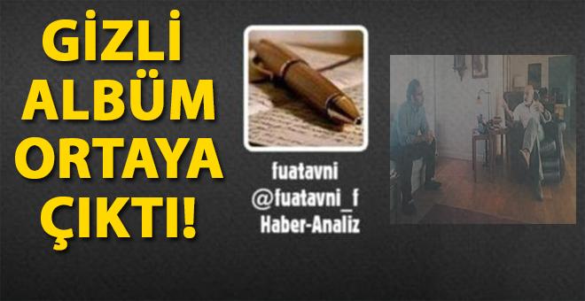 Fuat Avni'nin gizli albümü ortaya çıktı