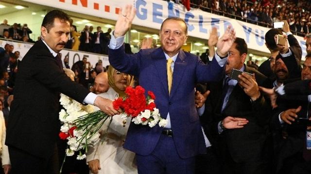 AK Parti'nin yeni MKYK listesi belli oldu