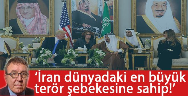 """""""İran, dünyadaki en büyük terör şebekesine sahip..."""""""