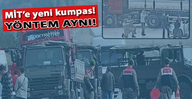 Şüphe, MİT'e kurulan yeni kumpası önledi!