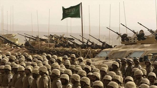 Yemen sınırına yığınak!