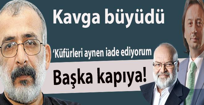 """Ahmet Kekeç; """"Küfürleri """"aynen"""" kendisine iade ediyorum ve """"başka kapıya"""" diyorum!"""
