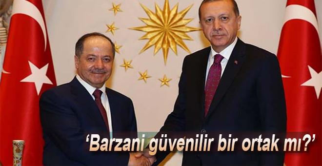 Barzani güvenilir bir ortak mı?