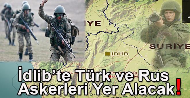İbrahim Kalın: İdlib'de Türkiye ve Ruslar yer alacak!