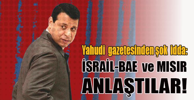 Filistin yönetimini devirmek için anlaştılar!