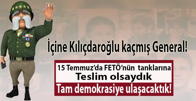 """Tuna; """"15 Temmuz'da FETÖ'nün tanklarına teslim olsaydık,  tam demokrasiye ulaşacaktık!"""""""