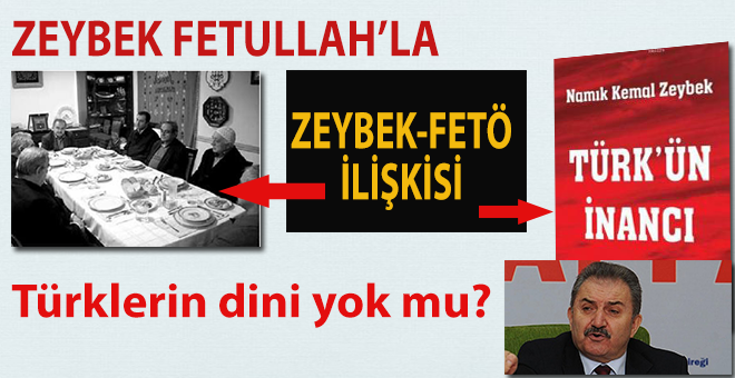 Namık Kemal Zeybek-FETÖ ilişkisi