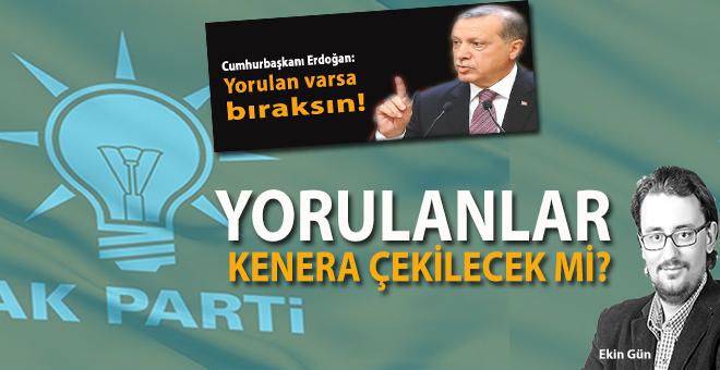 """Ekin Gün: """"Ak Parti'de 'yorulanlar' kenara çekilecek mi?"""""""